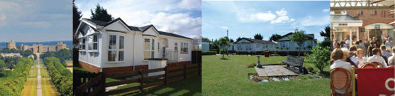 Ferndale Park, Bray, Berkshire, owned by Greenford Park Homes