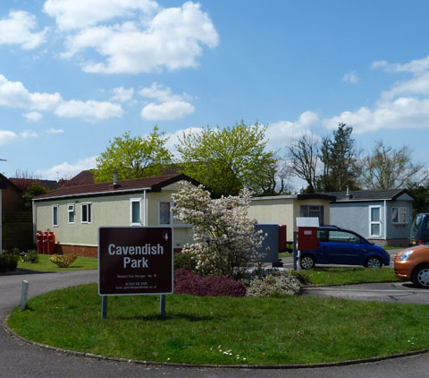 Greenford Park Homes Cavendish In Sandhurst